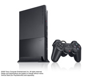 PlayStation 2 (SCPH-90000 series) Charcoal Black