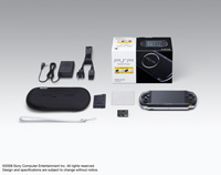 PSP® (PlayStation®Portable) Value Pack Piano Black