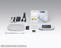 PSP® (PlayStation®Portable) Value Pack Pearl White