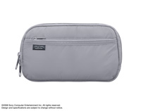 PSP® (PlayStation®Portable) Pouch Pearl White/Mystic Silver