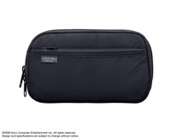 PSP® (PlayStation®Portable) Pouch Piano Black