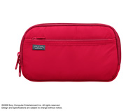 PSP® (PlayStation®Portable) Pouch Radiant Red