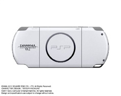 『PSP®「プレイステーション・ポータブル」 DISSIDIA 012[duodecim] FINAL FANTASY Chaos & Cosmos Limited』 背面