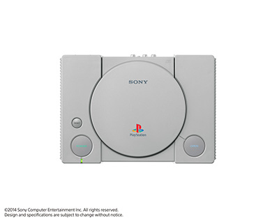 the original PlayStation (PS)