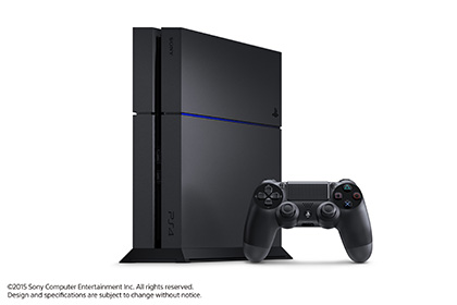 PlayStation 4 Jet Black