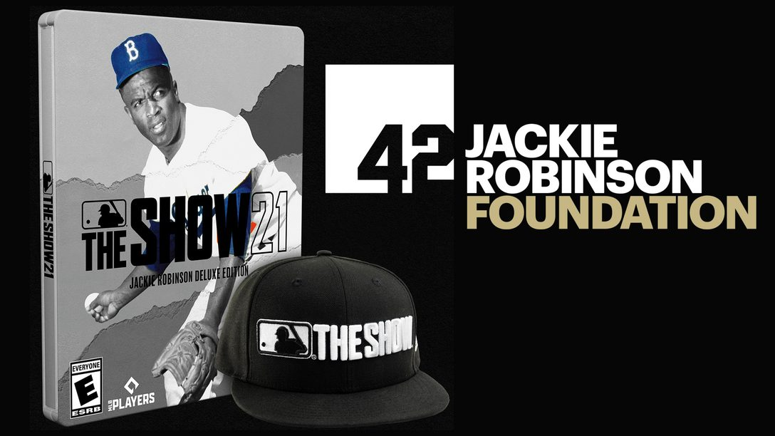 Announcing Jackie Robinson Foundation MLB The Show Scholars Supported by PlayStation Career Pathways Program