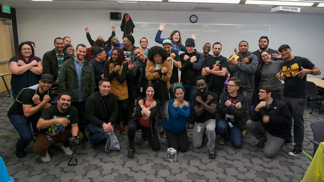Inside Sony Interactive Entertainment: Black@PlayStation