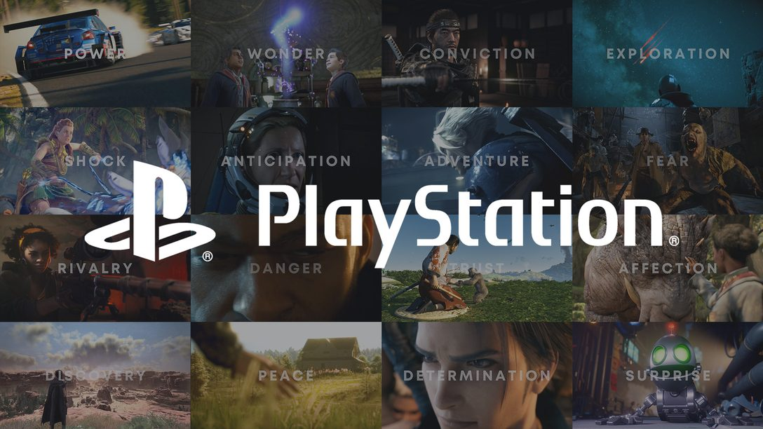 PlayStation: Harnessing the Power of Emotion
